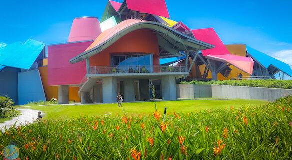 Museo de la biodiversidad, Panama guia vegana