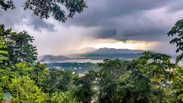 Cerro Ancon, Panama Guia vegana