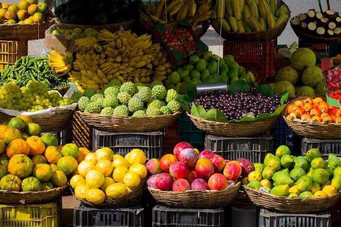 Mercado- guia vegana para principiantes