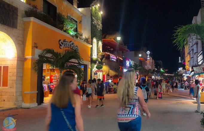 Quinta Av. Playa Del Carmen, Riviera Maya