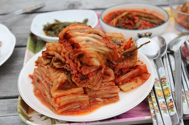 Kimchi, Vegan Travel