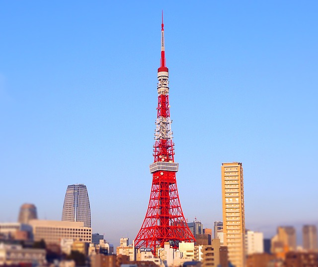 Tokyo Tower-Tokyo Travel Guide