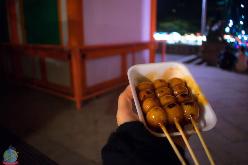 Vegan food in Japan