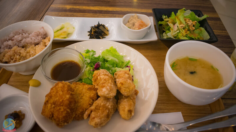 Vegan Food in Osaka