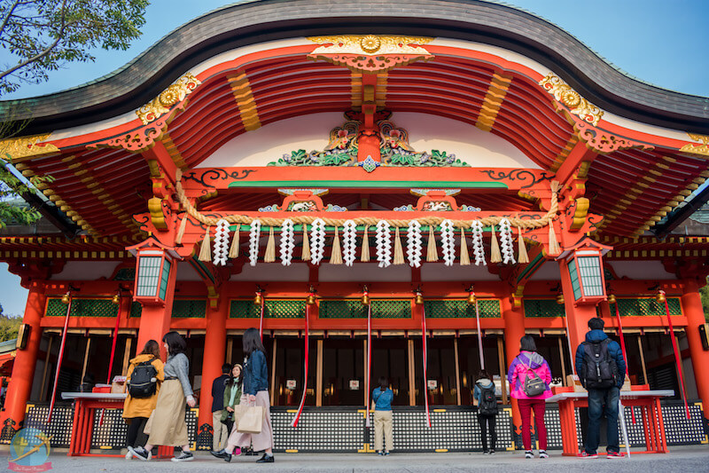 Templo budista, Japon