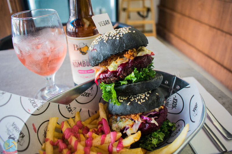 Vegan Burgers in Panama
