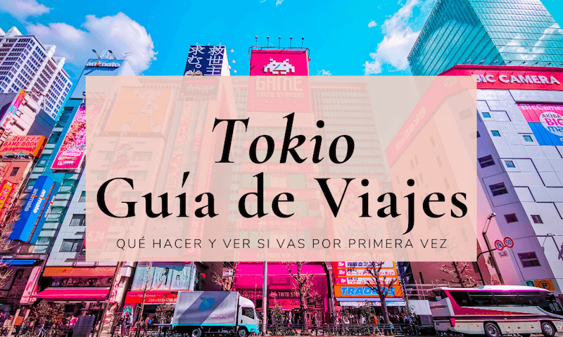 Tokio Guia de viajes