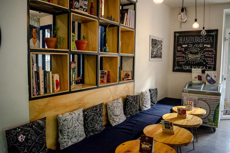 Restaurante de Raiz en Bogota