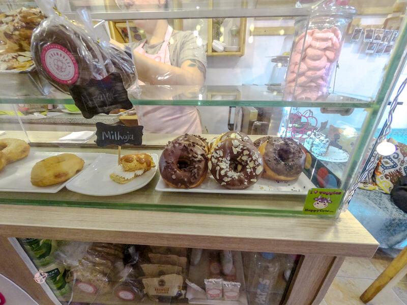 dulces veganos en Bogota