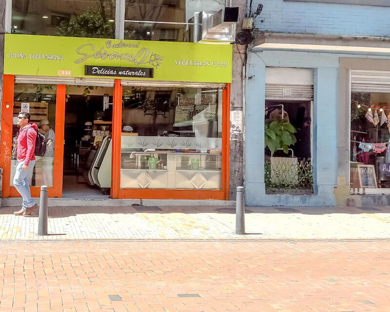 Restaurante bulevar sesamo en Bogota