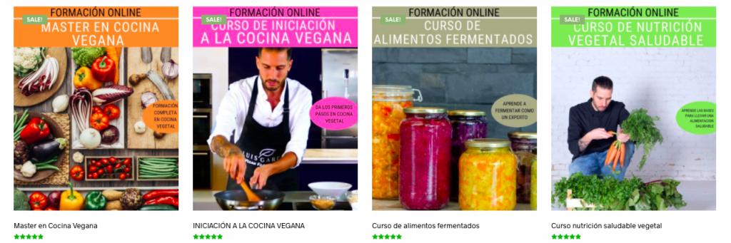cursos de cocina vegana master en cocina vegana curso de fermentados iniciacion a la cocina vegana nutricion vegetal saludable regalos veganos